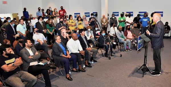 Md. Black Caucus Questions 'Black Agenda' for Gubernatorial Candidates