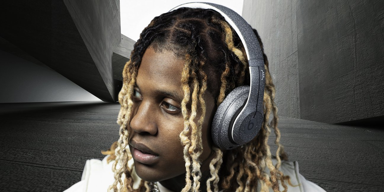 Lil Durk Tapped As The Face Of Beats By Dre x ACW* Headphones