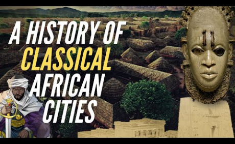 A History Of Classical African Cities