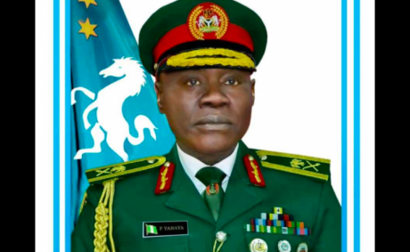 COAS inaugurates 20 residential blocks for Sokoto soldiers