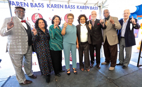 L.A.'s African American Leaders Unanimously Endorse Bass for Mayor