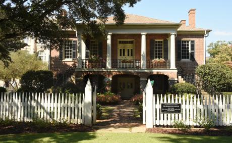 Stops Along University of Alabama's Hallowed Grounds Tour