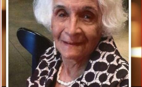 A Final Farewell to Eva Catherine Partee McMillan