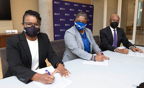 Fayetteville State University Strengthens Partnership With ECU To Benefit Recruitment, Retention Efforts