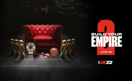 "HHW Gaming: 'NBA 2K22' Season 2 Celebrates Michael Jordan, Introduces New ""Rebirth"" Feature"