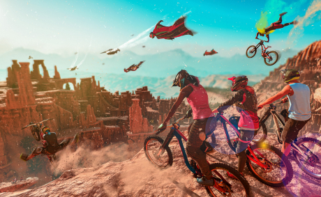 HHW Gaming: Ubisoft's 'Riders Republic' Free Trial Weekend Begins Thursday