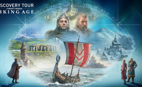 HHW Gaming: Get Your Learn On With Ubisoft's 'Assassin's Creed Discovery Tour: Viking Age' Free Expansion