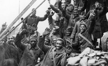 Storied 'Harlem Hellfighter' Regiment To Receive Congressional Gold Medal