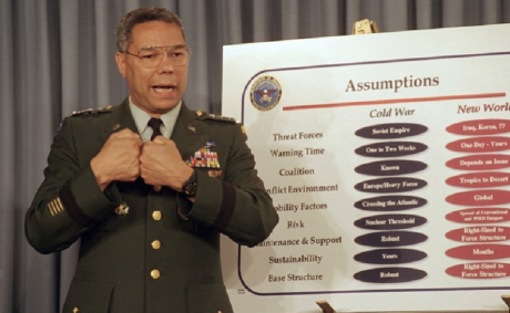 The legacy of Colin Powell, the son of Jamaican immigrants who became the first Black U.S. secretary of state
